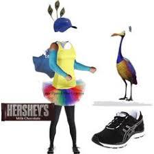 kevin bird costume