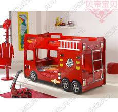 Cars Bunk Beds Cars 1215 Boy Room Furniture Custom Solid Wood Bunk Beds Children