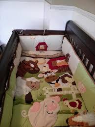 Farm Crib Bedding by Through The Eyes Of A Montana Farm Wife