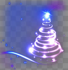 cool christmas tree light effect cool light effect luminescence