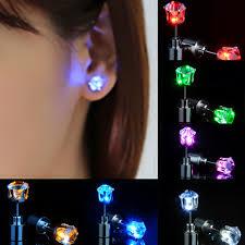 led earrings popular silver led earrings buy cheap silver led earrings lots