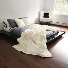 Leopard Print Faux Fur Throw Amazon Com Best Home Fashion Faux Fur Throw Lounge Blanket