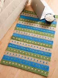 crochet rug patterns free crochet rug patterns page 1