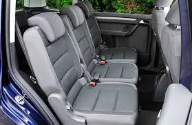volkswagen minivan 2016 interior volkswagen touran estate review 2010 2015 parkers