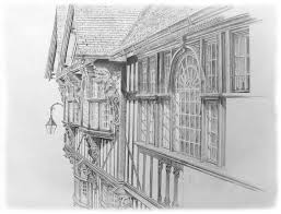 pictures building drawing with pencil drawings art gallery