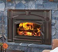 Pellet Stove Fireplace Insert Reviews by Fireplace Inserts Wood Burning With Blower