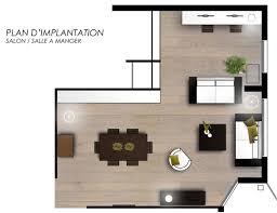 amenagement cuisine 20m2 idee d amenagement de salon idées de design maison et idées de
