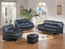 Black Livingroom Furniture Sofa 25 Furniture Living Room Black Leather Feat Brown Wooden