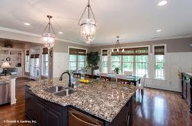 open floor plans with large kitchens how a kitchen island adds value to a kitchen large kitchen