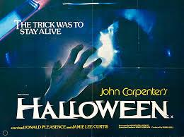 halloween ii movie poster vintage movie posters