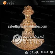 Pendant Light Dubai by Classic Crystal Chandeliers In Dubai Hall Decoration Moroccan Led