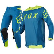 fox motocross kits new fox racing mx 2017 le flexair moth teal jersey pants motocross