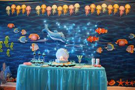 under the sea birthday party ideas under the sea birthday party