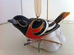 15 best hallmark birds of ornaments images on