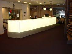 Illuminated Reception Desk Illuminated Reception Desk Office Style Pinterest Reception