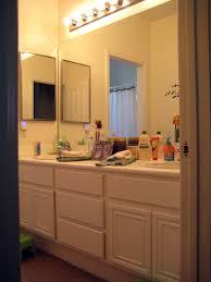 kids u0027 bathroom mirror love paper paint