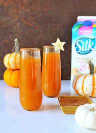 best thanksgiving cocktail pumpkin pie cider fizz a simple thanksgiving cocktail nosh and
