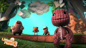 amazon com little big planet 3 playstation 4 sony computer