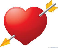 valentine u0027s day clipart funny love pencil and in color