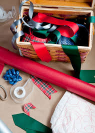 wrapped christmas boxes living well 4 secrets to wrapping a present design