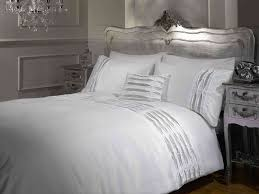 crystal diamante faux silk duvet cover modern sparkle bling quilt