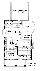 craftsman house plan first floor 052d 0121 house plans and