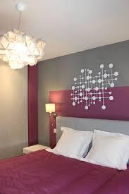 chambre violet blanc décoration chambre design chambre design décoration violet