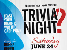 trivia flyer template quiz night flyer template free images