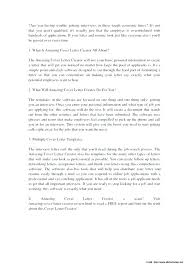 cover letter creator free cover letter maker cover letter for resume format of and