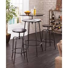 holly martin kalomar 3 piece adjustable pub table and stools by holly martin kalomar 3 piece adjustable pub table and stools by holly martin pub tablesdining
