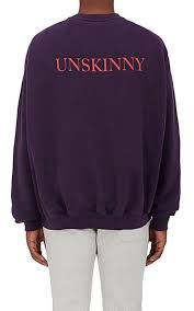 s sweater sale vetements unskinny sweater size s sweaters knitwear for sale