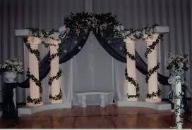 decorating columns interior design
