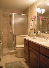apartment bathroom decorating ideas square mirror with amber