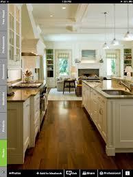 Open Floor Plan Interior Design 19 Best House Open Floor Plan Images On Pinterest Home Kitchen