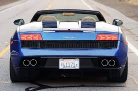 lamborghini back view the 25 best lamborghini gallardo price ideas on pinterest