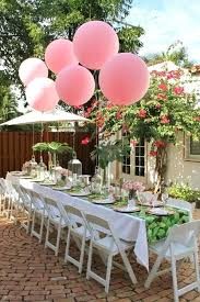 tablecloth decorating ideas backyard party decorations on a budget table decorations summer