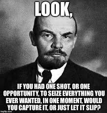 White Russian Meme - 100th anniversary of the russian communist revolution please enjoy