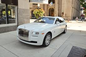 rolls royce white rolls royce ghost for sale at the lavish shops