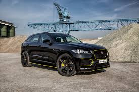 jaguar f pace arden tuning f pace