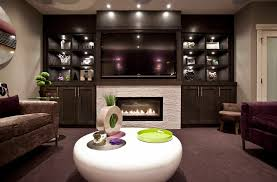 Designing A Media Room - simple yet charming electric fireplace media center gazebo