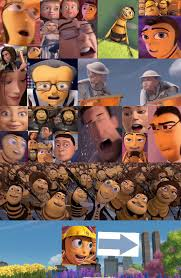 Bee Movie Meme - why isn t there more memes about the bee movie i know the script