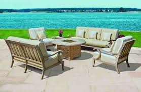 Patio Furniture Chicago Area Normandy Cast Deep Seating Patio Furniture By Cast Classic