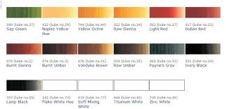 laurence mathews winton oil colours u0026 sets