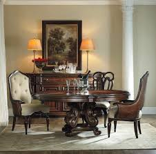 Dining Table And Chairs Used Hooker Dining Table In Perfect Decorations