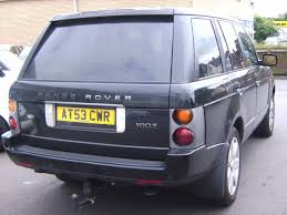 used land rover for sale used land rover range rover 4 4 v8 vogue 4dr auto for sale in