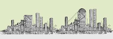 city sketch by clipscione on deviantart