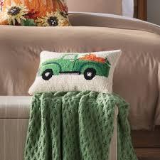 wool decorative pillows you ll wayfair