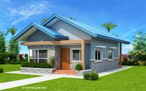 3 bedroom house design 3 bedroom house plan with total floor area of 80 square meters