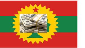Oromo Flag Oromo Flag Abdella Ame Mussa Youtube