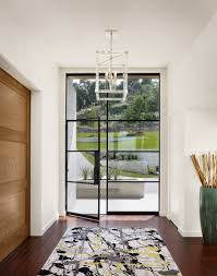 beautiful glass doors stunning glass door house modern house design with rooftop terrace
